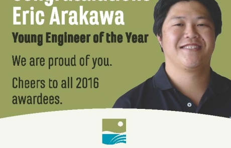 Young Engineer of the Year